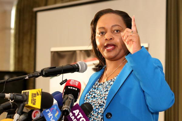 Anne Waiguru Photos