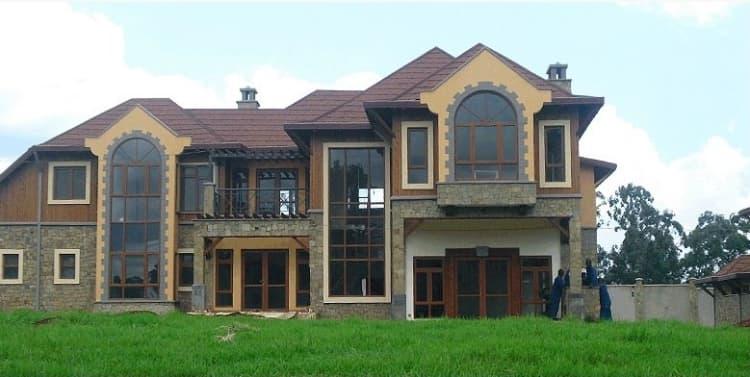 Anne Waiguru_house