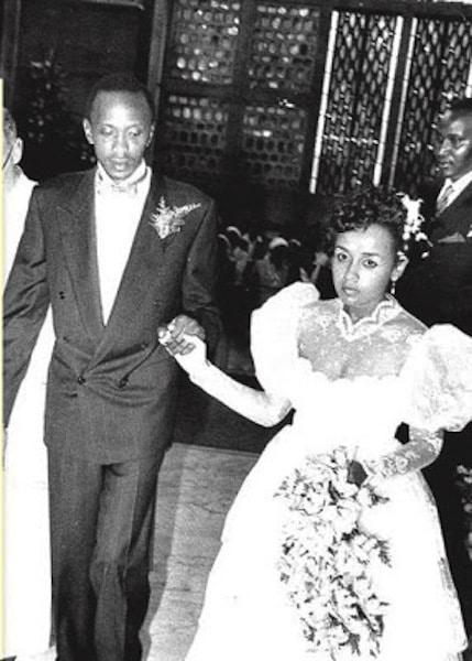 Uhuru Kenyatta Wedding