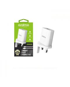 Charger Oraimo UK USB OCW U93S - White