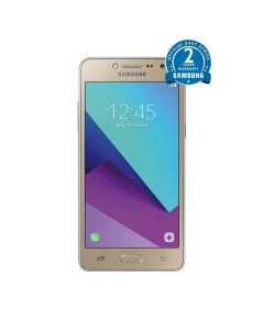 "Samsung Grand Prime Plus- 5"" - 8GB ROM - 1GB RAM - 5MP - Gold + Free 500 MB"