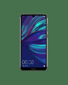 HUAWEI Y7 2019 - 32GB ROM -3GB RAM-Black + Free 1000 Airtime