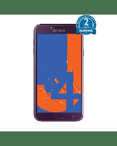 "Samsung Galaxy J4 - 5.5"" -16GB ROM - 2GB RAM -13MP - Purple +Free 1000 Airtime"