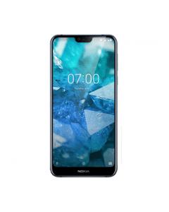 Nokia 7.1 - 64GB ROM- 4GB RAM - Midnight Blue + Free 1Gb Bundle
