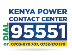 Kenya Power Paybill Contact Centre