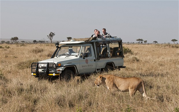 Safari in Kenya - Kenya Safari Holidays