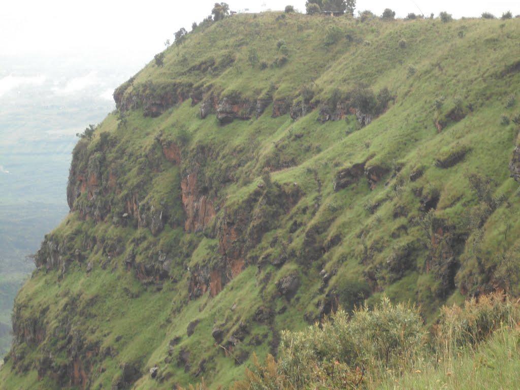 Menengai Crater Nakuru Kenya