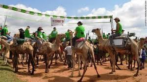Samburu Maralal International Camel Derby