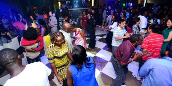 Nairobi Night Clubs