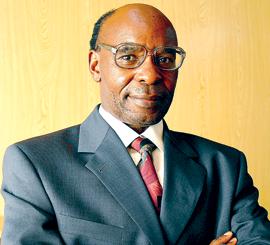 S.K. Macharia