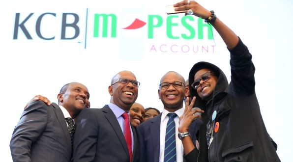 KCB M-pesa Account Photo