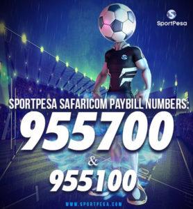 Sportpesa Paybill Number
