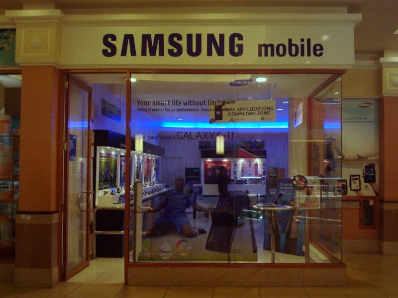 Samsung Kenya Contacts