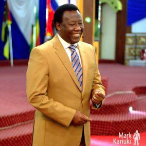 Bishop Mark Kariuki