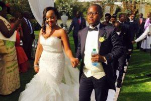 Jared Otieno Wedding