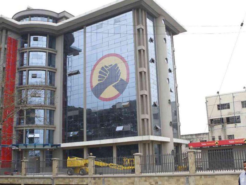 Jubilee Party Kenya Offices