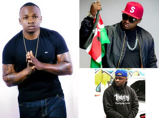 Khaligraph Jones Images