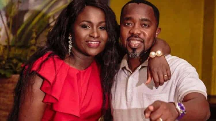 Mercy Masika Husband