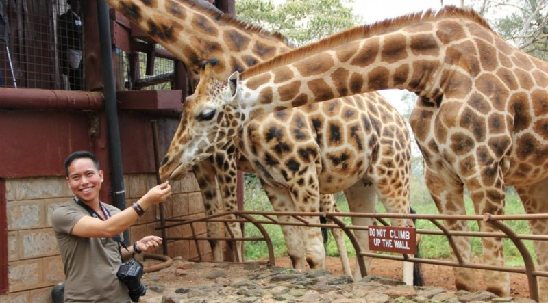 Places to Visit in Nairobi - Giraffe Centre