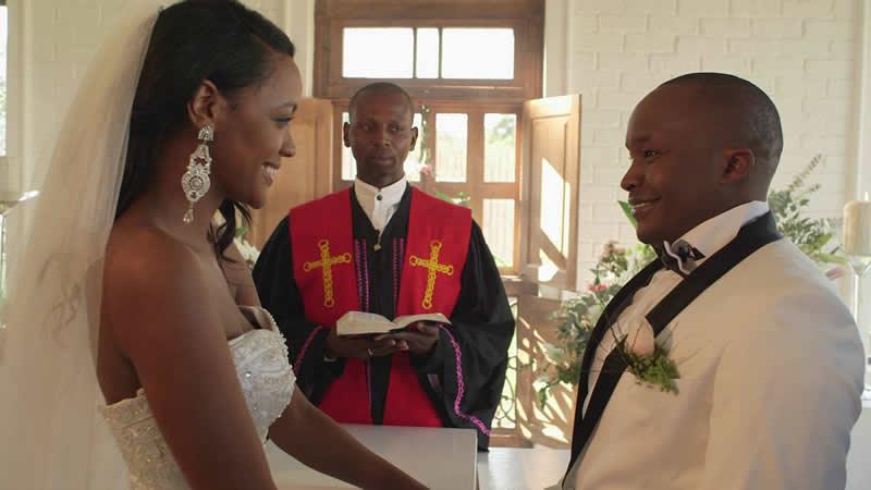 Jaguar Kenya Wedding