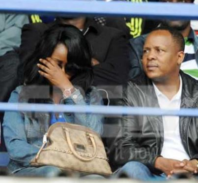 Lilian Muli Boyfriend Jared Nevaton