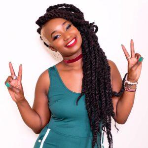 Talia Oyando hairstyle Photo