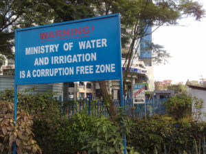 Ministry of Water and Irrigation Kenya