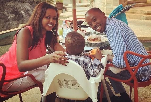 Amina Abdi family