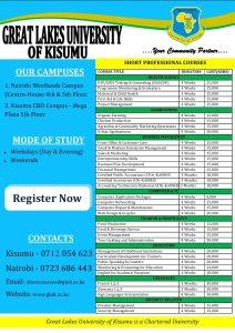 Great Lakes University of Kisumu