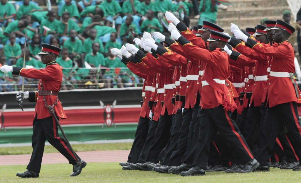 Kenya Madaraka Day