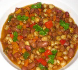 Kenyan Food - Githeri