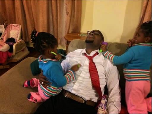 Grace Msalame Husband