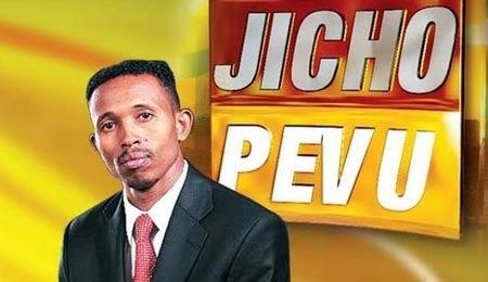Mohammed Ali Jicho Pevu