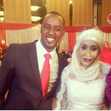 hussein mohammed and wife