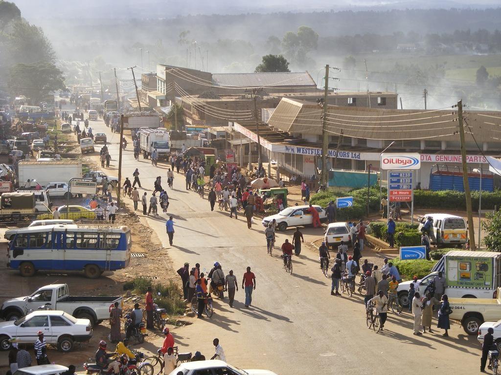 Kitale Town - Kitale Kenya