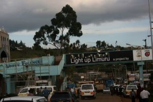 Limuru Town Kenya