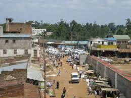 Nairagieenkare Town