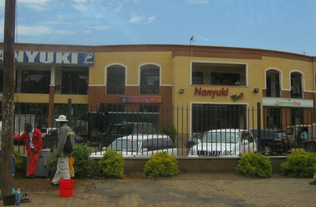 Nanyuki Town Kenya - A Guide to Nanyuki Kenya