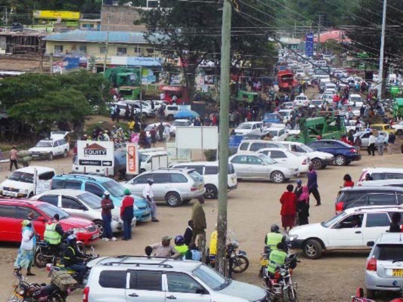 Narok Kenya - Narok Town
