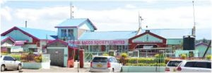 Ol Kalou Town