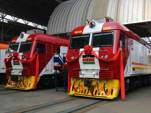 SGR Locomotives