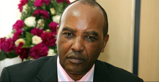 Francis Kimemia Photo