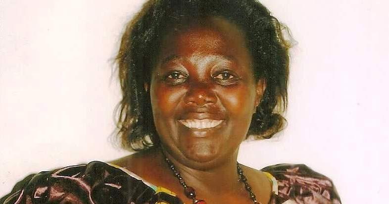 Catherine Nanjala Wambilianga Photo