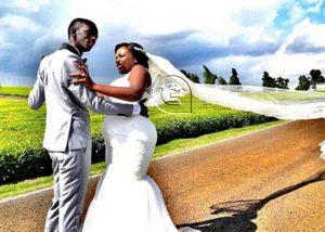 Njugush wedding