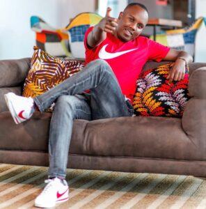 Abel Mutua Photo