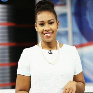 Victoria Rubadiri NTV Photo